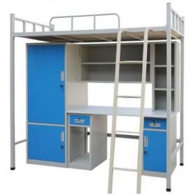 供应优质公寓床宿舍床款式