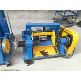 工字轮收线机 全自动收线机 卧式铁丝收线机 倒立式收线机