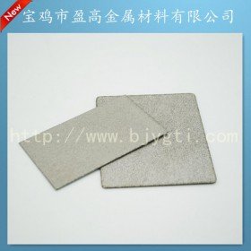 微米级散热泡沫钛板