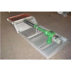 水利工程用SZ400*400手动插板阀