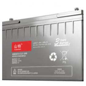 山特12V100AH山特UPS电源不间断电源选湖北成特
