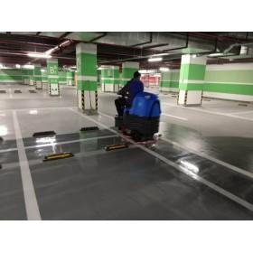 大型驾驶式洗地机厂家直销容恩R125BT70昆山太仓车间专用