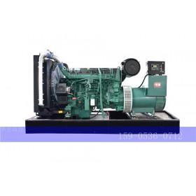 沃尔沃200kw柴油发电机组型号技术参数表!