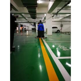洗地机的性能容恩R-QQ全自动自驱清洁机太仓淮安南通正品包邮
