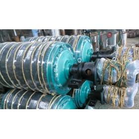 包胶400*650-5.5kw电动滚筒货期短