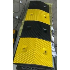 南宁停车场减速带规格款式橡胶减速带包邮价格