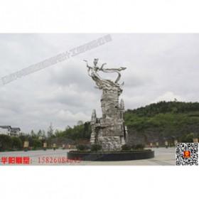 华阳雕塑 仙女雕塑 贵州雕塑设计 贵州雕塑厂