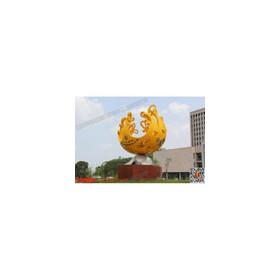 华阳雕塑 凤凰雕塑 重庆广场雕塑 重庆城市雕塑