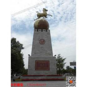 华阳雕塑 贵州城市雕塑 贵阳广场雕塑 马踏飞燕雕塑