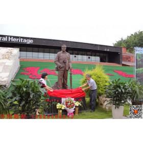 华阳雕塑 贵州人物雕塑 习水雕塑 丹霞景区雕塑