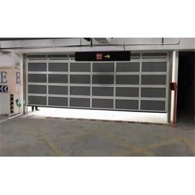 合肥静宇厂家特价工业厂房、车库、辅助建筑通行车辆的电动上翻门
