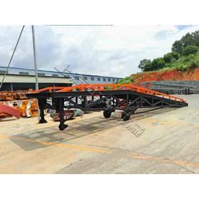 移动式液压仓库登车桥多少钱一台