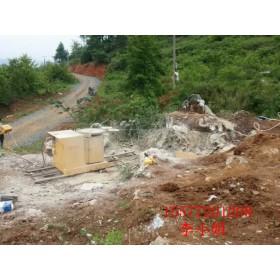 大理石矿切割机械设备工具