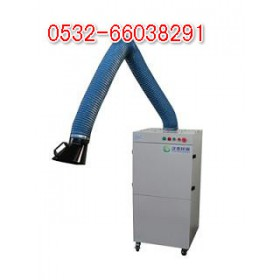 焊烟净化器选择滤筒式移动焊烟机