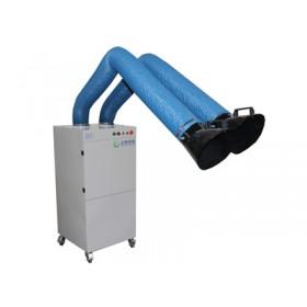 常规款烟尘净化器,双臂移动式焊烟除尘器
