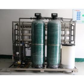 食品行业生产纯水设备|面粉生产纯水设备2T