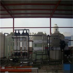 塑胶工业中水回用设备|塑胶地板中水回用设备2T