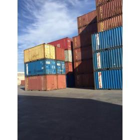 出售租赁改制二手海运集装箱冷藏箱特种集装箱