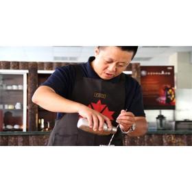 西餐师 |翻糖蛋糕师需要多少费用|青岛红叶谷