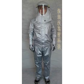 实验室紫外线照射需要穿戴紫外线防护服WKM-1