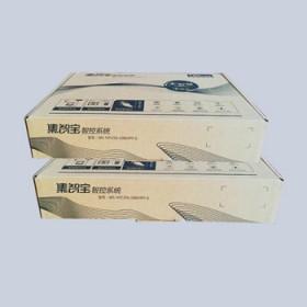 山东纸盒包装供应批发飞机盒通用配件盒彩盒包装瓦楞牛皮纸盒