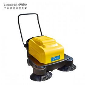 电动手推扫地机 工业用扫地机 工厂仓库粉尘吸尘扫地车