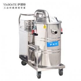 380V耐高温工业吸尘器清理高温物质粉尘吸尘器伊博特