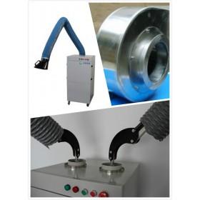 青岛厂家长期供应单机除尘器,滤筒式焊接烟尘净化器