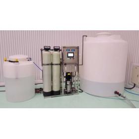 苏州超纯水设备/沧浪区玻璃清洗纯水设备/反渗透设备
