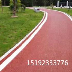 山东青岛彩色路面喷涂剂路面改色标新立异