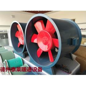 HTF-I高温消防排烟轴流风机3C