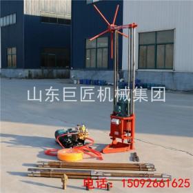供应 小型岩芯取样钻机 浅层取样钻机 占地小施工更方便