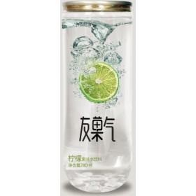 加气柠檬果味水饮料280ml24瓶装PET瓶招商