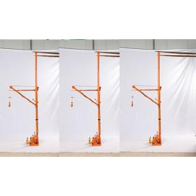 农用小型吊机价格-自制小型吊机东弘起重销售