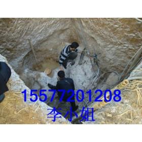井下岩石基坑开挖劈石机