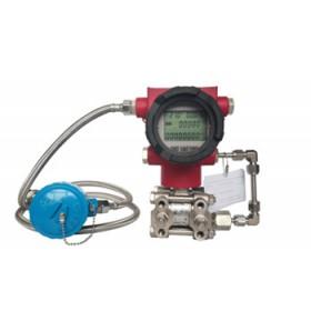 电池供电多参量变送器 温压补偿一体化智能差压变送器