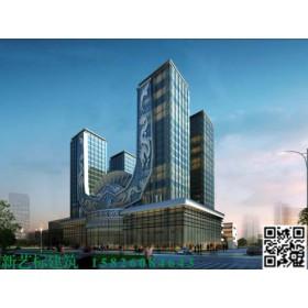 新艺标环艺 重庆建筑规划 北京建筑规