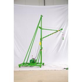 河北楼房小吊机生产制造商-220V室内建筑吊机批发