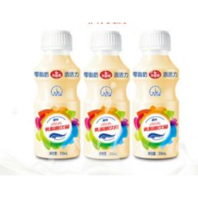 兰州乳酸菌饮品350ml12瓶装商超批发