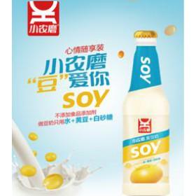 早餐店批发豆奶饮品248ml24瓶装泉州