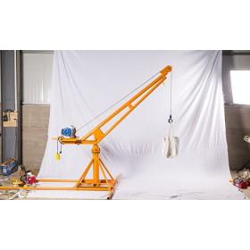 360度全角式吊运机支架-单相小型吊机使用-东弘起重