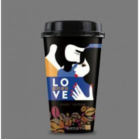 品牌加盟杯装椰奶咖啡饮料320ml15杯