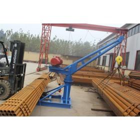 工地建筑2吨吊机厂家定制-360度旋转吊机安装批发