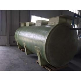 玻璃钢地埋式一体化污水处理设备