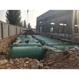 水泥一体式雨水收集池