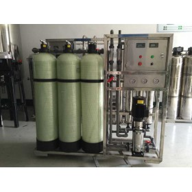 苏州反渗透设备/化纤厂配料纯水设备/苏州水处理厂家