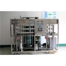 苏州超纯水设备/钢化玻璃清洗超纯水设备