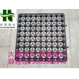 义乌2公分蓄排水板+蚌埠车库1.2mm排水板