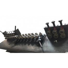 自动送料校直器 动力牵引矫直机