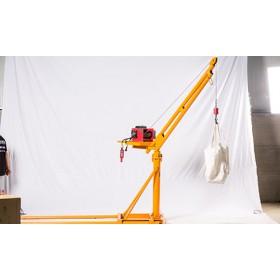 单相室外吊运机价格-东弘起重-30米离合器电机